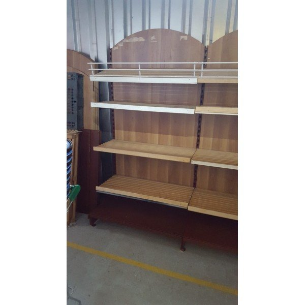 Bread - baker's products stand Shelving systems